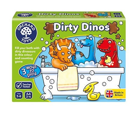 Orchard Game - Dirty Dinos