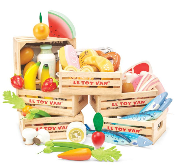 Le Toy Van Grocery Bundle (6 sets)