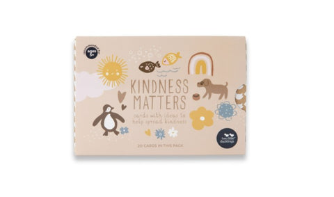 Kindness Matters Flash Cards