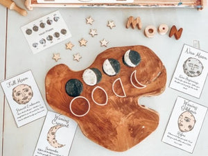 Mini Moon Phase Eco Cutter Set