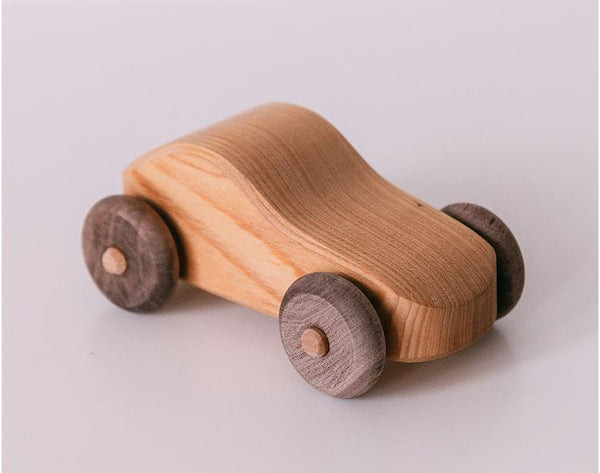 Wooden Car/Jeep