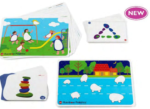 Pebbles Activity Cards Set