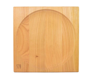 Mader Wooden Plate