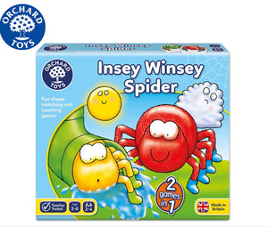 Orchard Game - Insey Winsey Spider Game