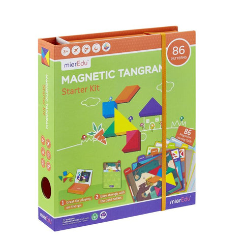 Magnetic Tangram - Starter Kit