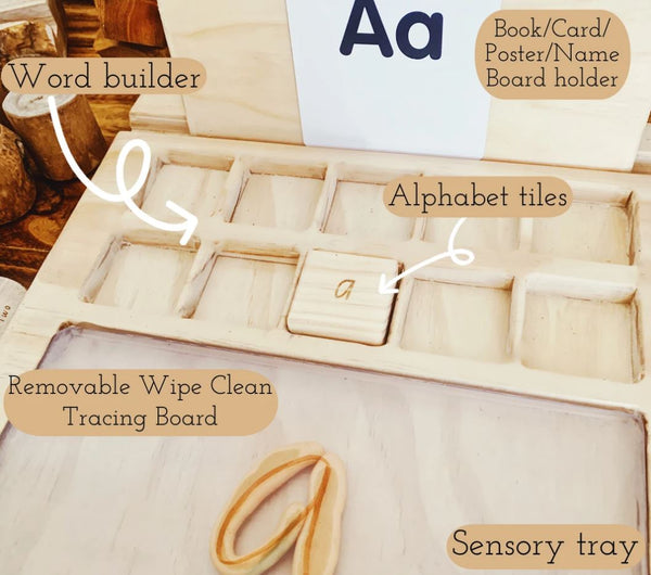 The Play & Learn Tray