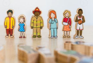 Wooden Village People