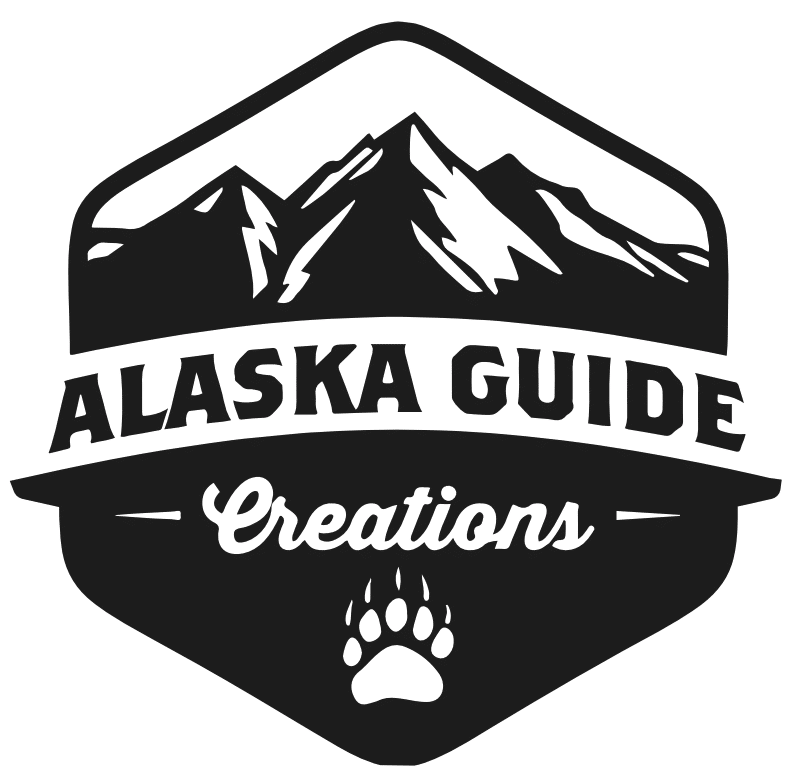 BW Alaska Guide Creations Decal