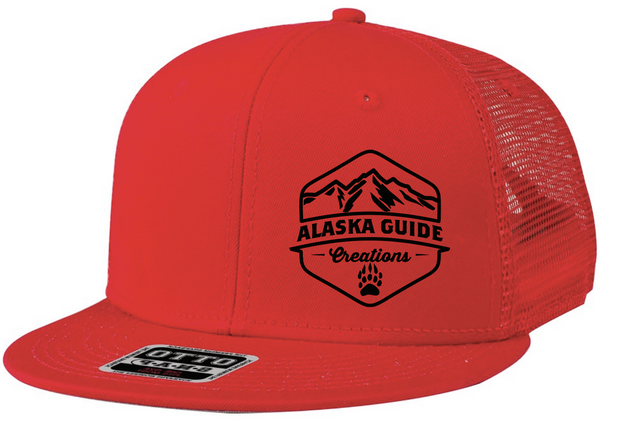 AGC Red Snapback