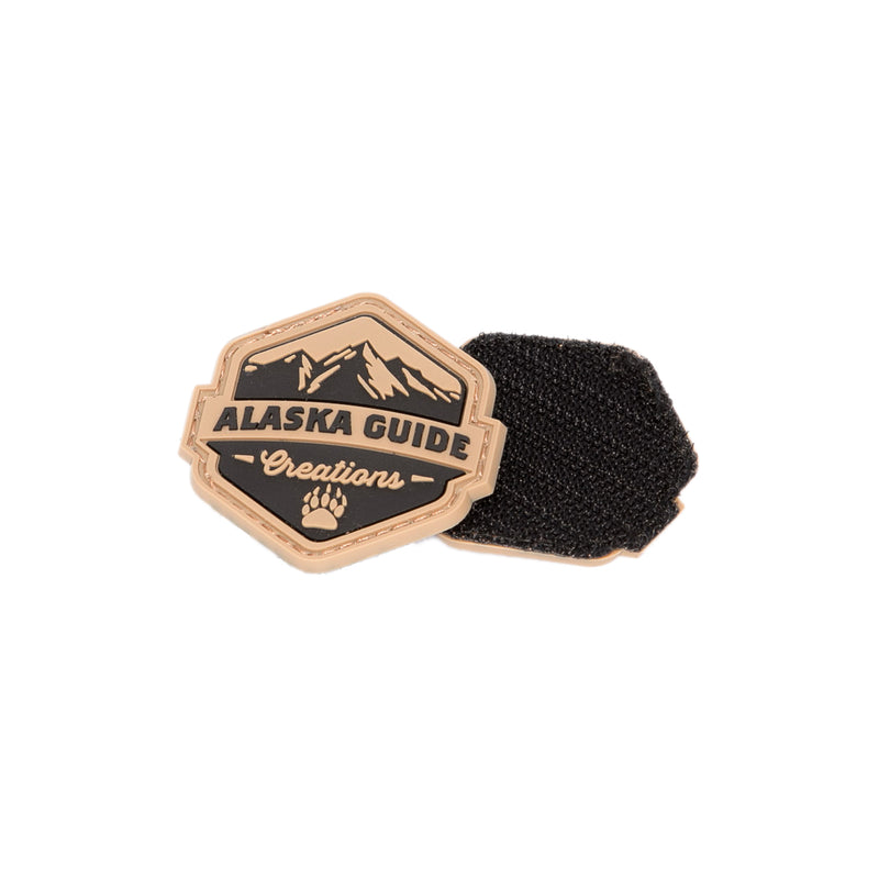 Alaska Guide Creations Velcro Patch