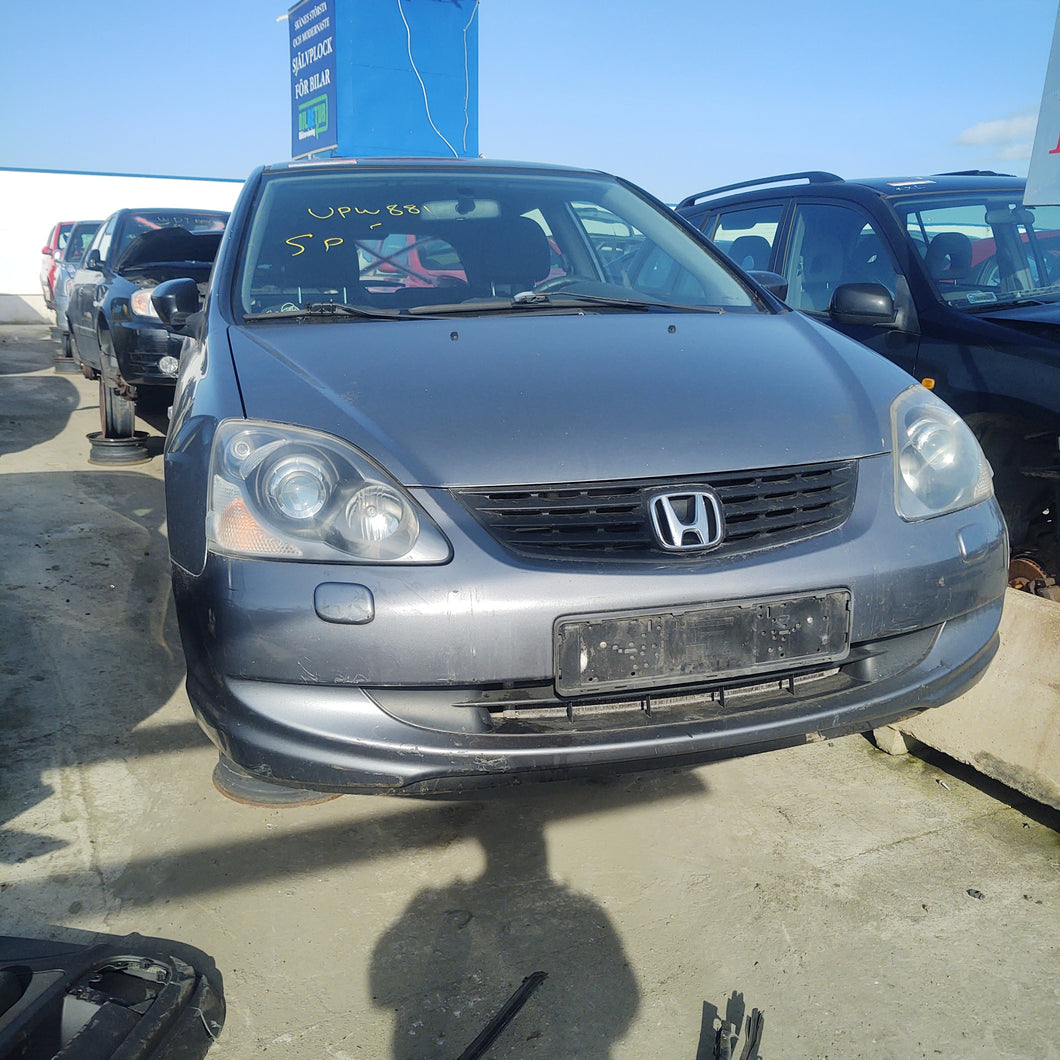 Civic 1,4 bensin, man