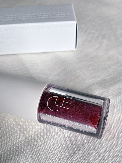 Cle Melting Lip Powder Desert Rose