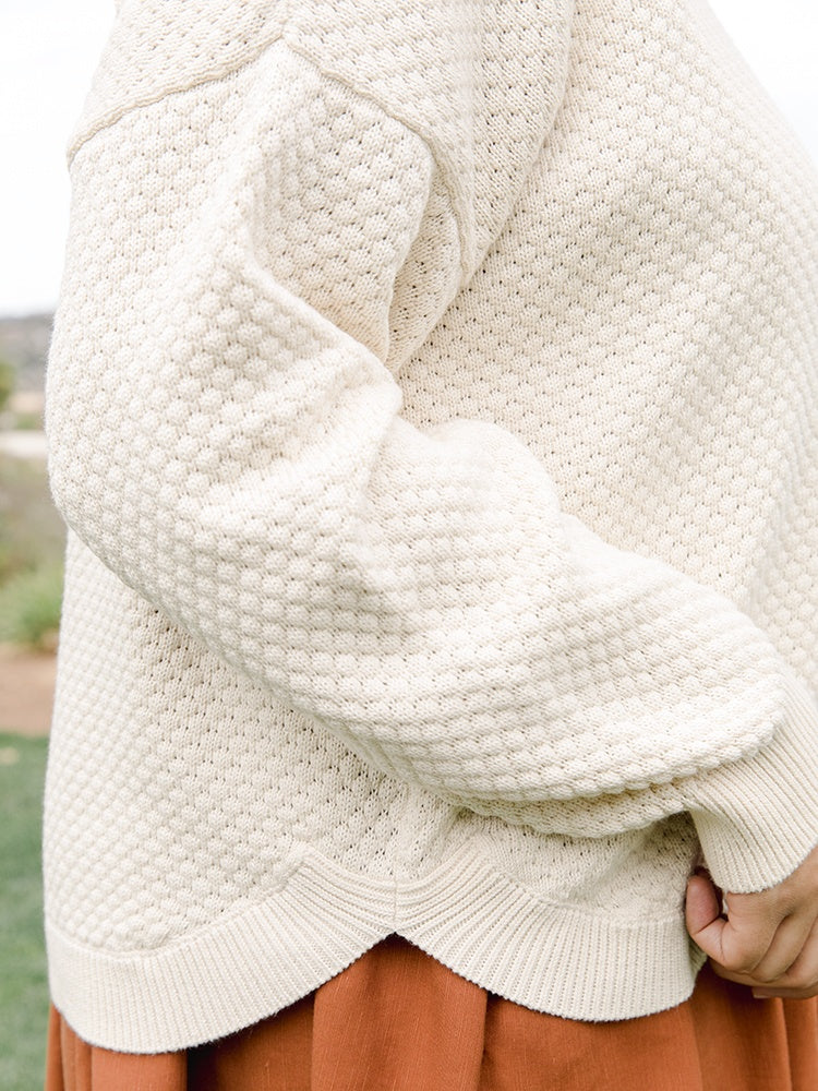 Pullover Sweater | Jude Pullover Sweater Birch