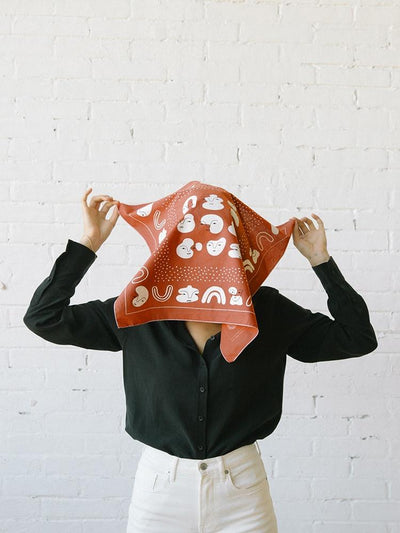 Copper Bandana | Tradlands