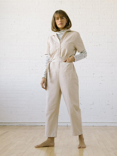 Jumpsuits & Rompers for Women | Finn Jumpsuit Natural