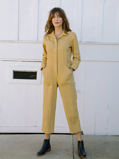 Women's Coverall | Guide Coverall Honey