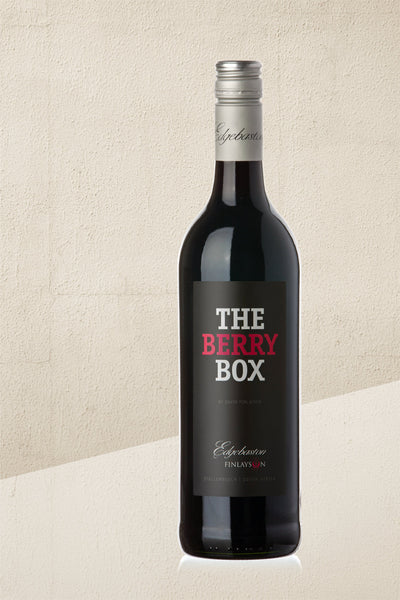 Edgebaston The Berry Box Red