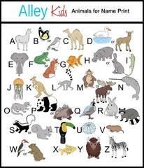 Animal Nursery Art