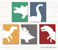 Dinosaur Nursery art,