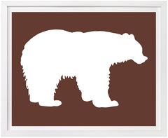 Bear Nursery Art