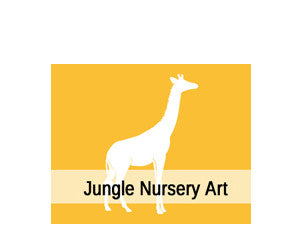 Jungle Nursery Art