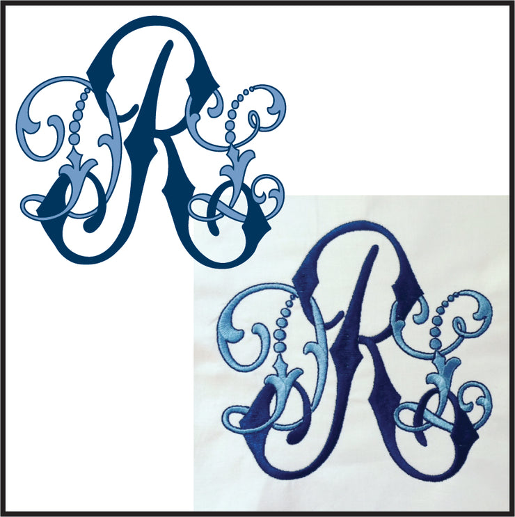 Custom Designed Monogram