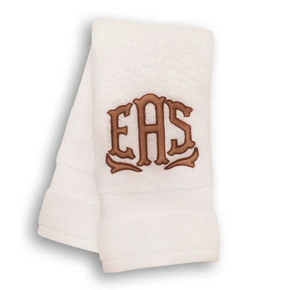 Applique Hand Towel
