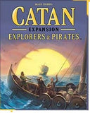 Catan 5th Edition: Explorers & Pirates