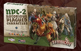 Zombicide Black Plague: NPC Box 2