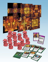 Super Dungeon Explore: Dragonback Peaks Tile Pack