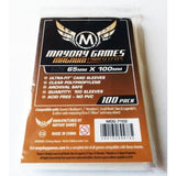 65 x 100 mm MDG 7 Wonders Card Sleeves