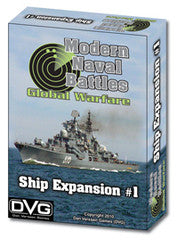 Modern Naval Battles: Ship Expansion 1