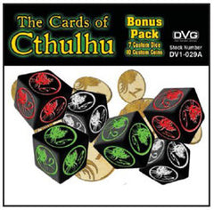 Cards of Cthulhu: Bonus Pack