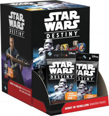 Star Wars Destiny Booster Box - Spirit of Rebellion