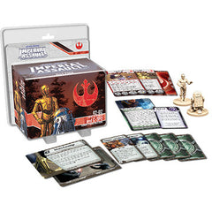 Imperial Assault: R2-D2 and C-3PO