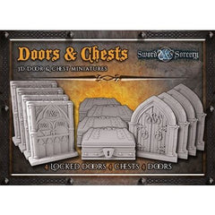 Sword & Sorcery - Doors and Chests