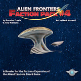 Alien Frontiers: Faction Pack #4
