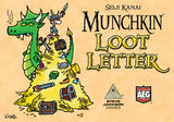Munchkin Loot Letter: Boxed Version