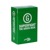 Superfight: Green Deck