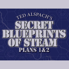 Age of Steam: Secret Blueprints of Steam Plans 1 & 2