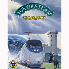 Age of Steam: Time Traveller
