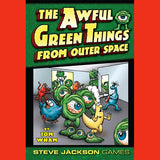 Awful Green Things from Outer Space