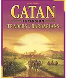 Catan 5th Edition: Traders & Barbarians