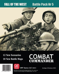 Combat Commander: Battle Pack #5 - Fall of the West