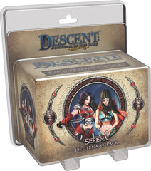 Descent: Serena Lieutenant Pack