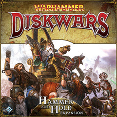 Diskwars: Hammer and Hold