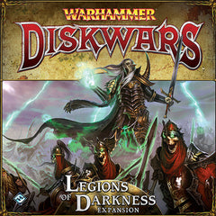 Diskwars: Legions of Darkness