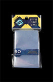 41 x 63 mm Mini American Board Game Sleeves -  FFG Yellow 50 ct.
