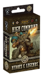 Warmachine: High Command: Heroes & Legends *CLEARANCE
