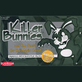 Killer Bunnies Ominous Onyx Booster